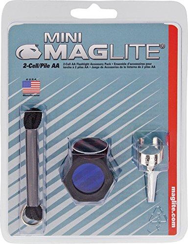 behör-Set für Mini Maglite AA (Großhandel-zubehör)