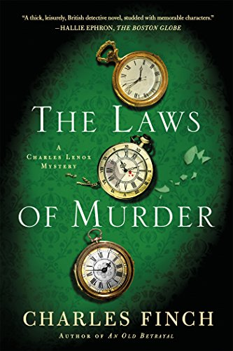 The Laws of Murder (Charles Lenox Mysteries)