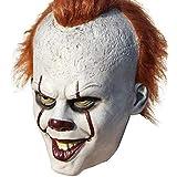IT Clown Halloween Mask