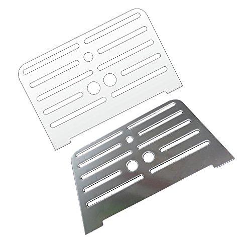 3 x Schutzfolie für SAECO MOLTIO Abtropfblech - Tassenablage - Abstellblech - Alte Generation