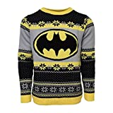 Official Batman Christmas Jumper / Ugly Sweater - UK L / US M