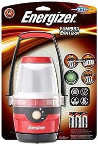Energizer Lampe de Camping + 3 Piles AA Incluses