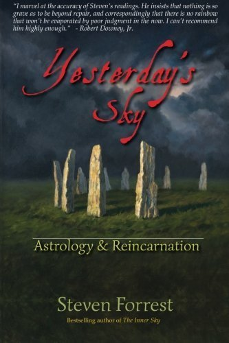 Yesterday's Sky by Steven Forrest (2008-10-31)