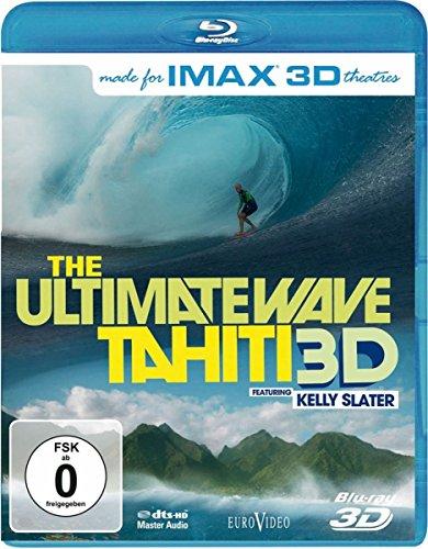 IMAX: The Ultimate Wave Tahiti 3D [3D Blu-ray]