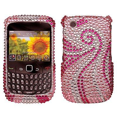 MyBat Schutzhülle für BlackBerry 8520 (Curve), Phoenix Tail 8530 Curve-snap
