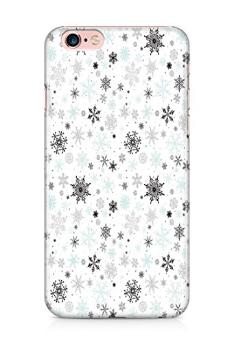 Christmas time holidays snow 3D cover case design for iPhone 7 1