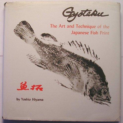 Gyotaku: The Art and Technique of the Japanese Fish Print - Gyotaku Fish Prints