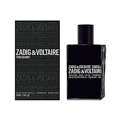 Zadig & Voltaire This is Him. Eau de Toilette 50 ml