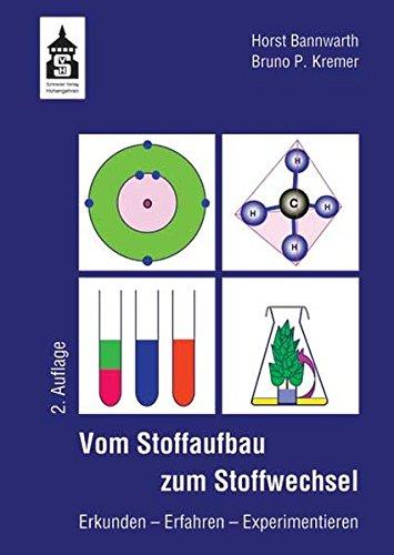 Vom Stoffaufbau zum Stoffwechsel: Erkunden - Erfahren - Experimentieren