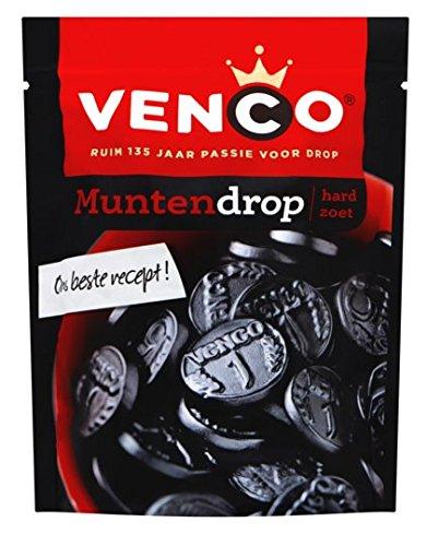 Venco Coins Licorice 9 3 oz (265 gram) from Holland