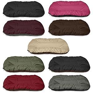 BedDog REX 2en1 lit pour chien de XL à XXL, 9 couleurs au choix, coussin de chien, lit pour chien, panier pour chien