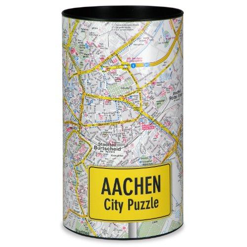 City Puzzle Aachen von Extragifts