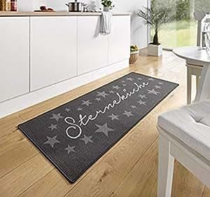 Bavaria home style collection passatoia per la cucina e il - Cucina grigio antracite ...