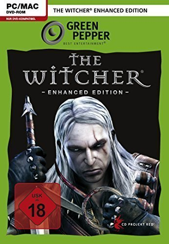 The Witcher - Enhanced Edition - PC - [Green Pepper] (Pc Witcher 2)