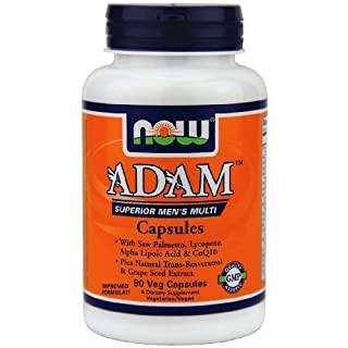 Adam Superior Men's Multiple Vitamin, 90 vcaps