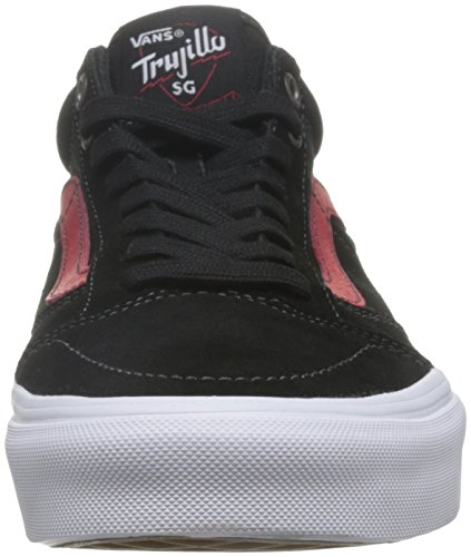 Vans TNT SG Black/Racing Red Black/Racing Red