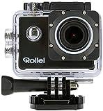 Rollei Actioncam 540 - WiFi Action Cam mit 4k Video-Auflösung und Weitwinkelobjektiv, bis 40 m wasserfest, inkl. Unterw
