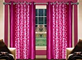 Home Creations Floral Door Curtain - Tbs...