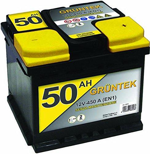 Gruntek L1 Batteria Auto 50AH 450A 12V