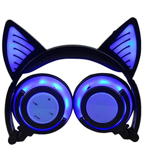LIMSON Drahtlose Bluetooth-Kopfhörer über Ohr, Faltbare Nachladbare