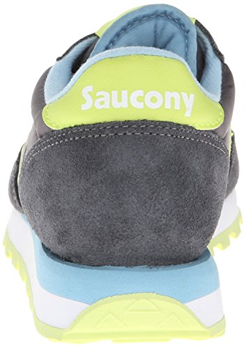 Saucony Originals Saucony Jazz Original Women, Damen Sneakers Charcoal/Light Green