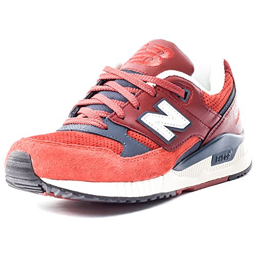 New Balance W 530 AAE 90's Running Woods Donna Trainers Rosso