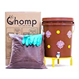 Daily Dump Chomp Single - Indoor Smart Compost Bin for Converting All Kinds
