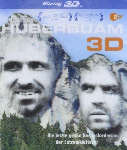 Die Huberbuam 3D (Blu-ray inkl. 2D Fassung)