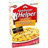 Hamburger Helper Cheeseburger Macaroni 164-Gram