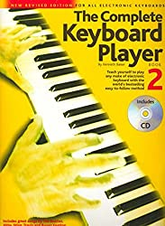 Complete Keyboard Player: Book 2: Teach Yourself to Play Any Make of Electronic Keyboard with the World's Bestselling Easy-to-follow Method