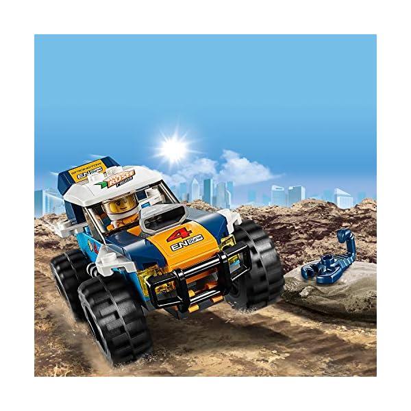 LEGO City - Auto da rally del deserto, 60218 5 spesavip