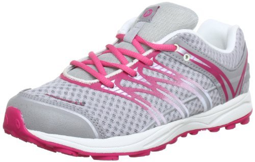 Merrell Youth Kid's Mix Master Jam Running Track Shoes Silver/Honeysuckle/Pink (13. 5)
