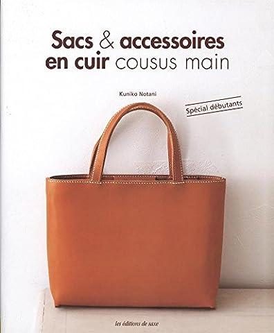 Sacs & accessoires en cuir cousus main : Spécial débutants