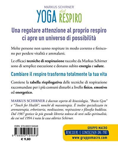 Zoom IMG-1 yoga del respiro 35 tecniche