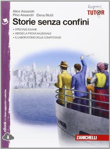 Storie senza confini. Per la Scuola media. Con e-book. Con espansione online: 3