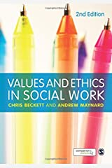 Values and Ethics in Social Work Paperback