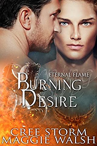 Burning Desire (Eternal Flames Book 1)