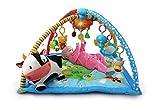 VTech Baby - Manta Convertible en Gimnasio, Color Azul, versión española (3480-146422)