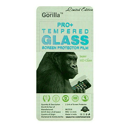 Archaic Gorilla Pro+ Tempered Glass for MICROMAX Canvas Spark 3 Q385
