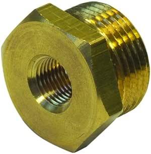 Raid Hp 660427 Thread Adaptor M22 X 1 5 For Oil Temperature Sensor Installation Auto