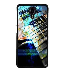 PrintVisa Back Cover for Micromax Canvas Xpress 2 E313 (Multi-coloured)