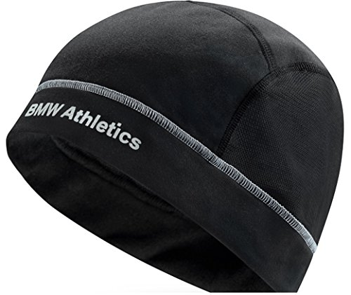 Original BMW Athletics Unisex Sport Beanie Hat Cap leicht Polyester (Athletic Hat)
