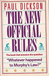 The New Official Rules by Paul Dickson (1990-03-02)