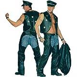 WIDMANN Widman - Disfraz de cowboy, talla XL (3027M)