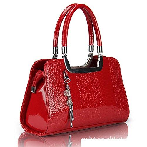 Preisvergleich Produktbild Hochwertige fashion women'S handtasche tote handtasche umhängetasche fashion top handle designer taschen für damen