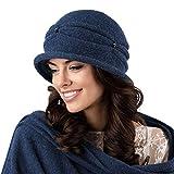Kamea Verona Dame Hut Kopfbedeckung Wintermütze