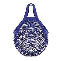 Reusable Shopper Bags Mesh Bag for Fruit and Vegetables Bag Organiser Cotton String Shopping Tote Net Woven Re-usable Bag Shopping Tote Bag String Bag Handbag Totes Net Mesh
