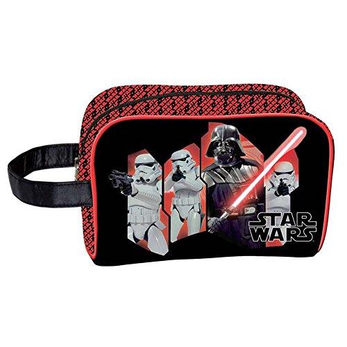 Star Wars-Bolsa de aseo rojo 21.5