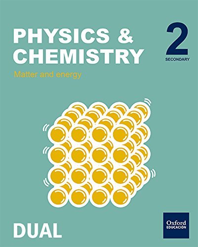 Inicia Dual Physics And Chemistry Student's Book Volume 12º ESO