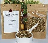 Echte Johanniskraut Tee (Hypericum perforatum) 50g / St. John's Wort Tea 50g - Health Embassy - 100% Natural
